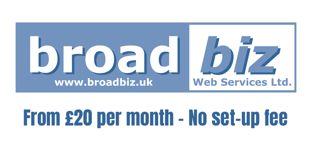 Broadbiz Web Services logo