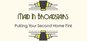 Maid In Broadstairs logo