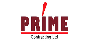 Prime Contracting logo