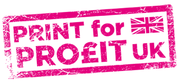 Print for Profit logo