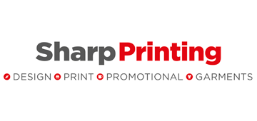 Sharp Printing logo